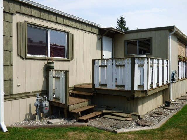 """Photo 9: Photos: 25 45111 WOLFE Road in Chilliwack: Chilliwack W Young-Well Manufactured Home for sale in """"FRASER VILLAGE"""" : MLS®# R2126124"""