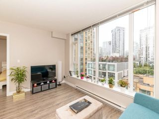 """Photo 7: 901 1133 HOMER Street in Vancouver: Yaletown Condo for sale in """"H&H"""" (Vancouver West)  : MLS®# R2470205"""
