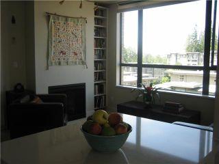 "Photo 4: # 701 9300 UNIVERSITY CR in Burnaby: Simon Fraser Univer. Condo for sale in ""ONE UNIVERSITY CRESCENT"" (Burnaby North)  : MLS®# V843046"
