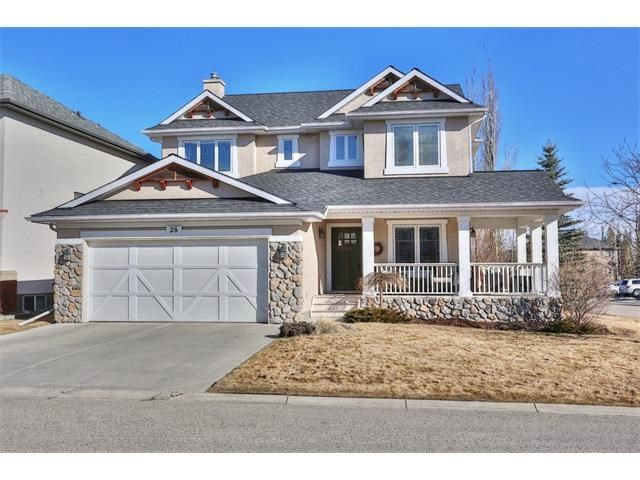 Main Photo: 28 DISCOVERY RIDGE Cove SW in Calgary: Discovery Ridge House for sale : MLS®# C4001151