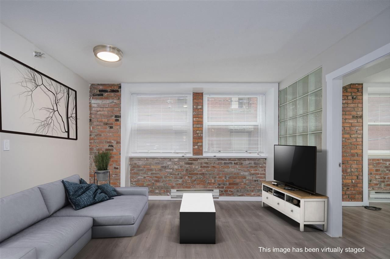 """Main Photo: 202 233 ABBOTT Street in Vancouver: Downtown VW Condo for sale in """"Abbot Place"""" (Vancouver West)  : MLS®# R2564244"""