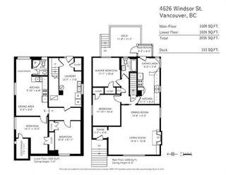 "Photo 20: 4626 WINDSOR Street in Vancouver: Fraser VE House for sale in ""Fraserhood"" (Vancouver East)  : MLS®# R2446066"