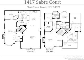 Photo 9: 1417 SABRE Court in COMOX: CV Comox (Town of) House for sale (Comox Valley)  : MLS®# 806934