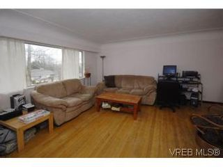 Photo 3: 2676 Capital Hts in VICTORIA: Vi Oaklands House for sale (Victoria)  : MLS®# 525596