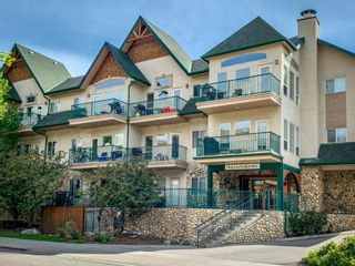 Photo 14: 121 176 Kananaskis Way: Canmore Apartment for sale : MLS®# A1147298