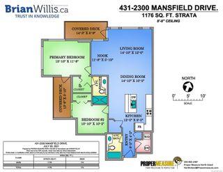 Photo 21: 413 2300 Mansfield Dr in : CV Courtenay City Condo for sale (Comox Valley)  : MLS®# 881903