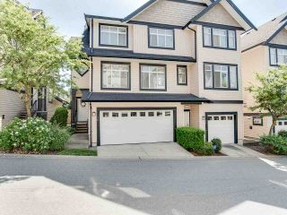 """Photo 1: 76 19932 70 Avenue in Langley: Willoughby Heights Townhouse for sale in """"Summerwood"""" : MLS®# R2380626"""