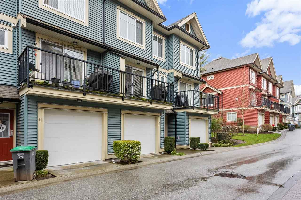 Main Photo: 12 6635 192 Street in Surrey: Clayton Townhouse for sale (Cloverdale)  : MLS®# R2560556