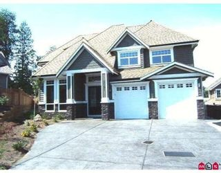 Photo 1: 3091 162ND ST in Surrey: House for sale (Canada)  : MLS®# F2916839