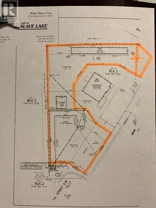 Photo 2: 600-608 Main  Street SW in Slave Lake: Vacant Land for sale : MLS®# A1120960