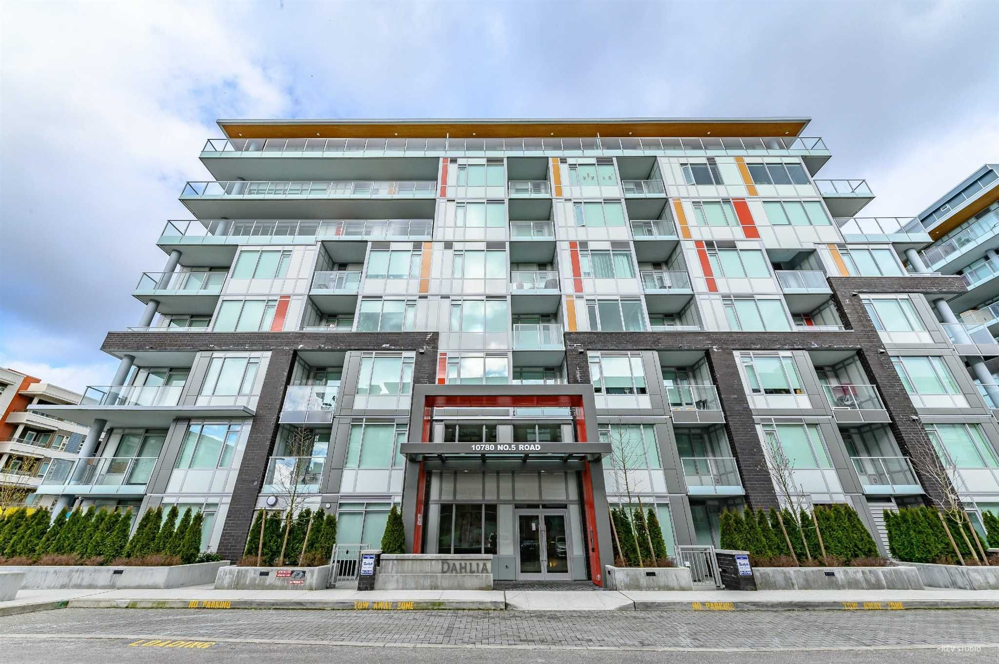 """Main Photo: 509 10780 NO. 5 Road in Richmond: Ironwood Condo for sale in """"DAHLIA AT THE GARDENS"""" : MLS®# R2594825"""