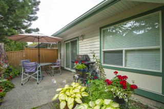 """Photo 24: 13 18939 65 Avenue in Surrey: Cloverdale BC Townhouse for sale in """"Glenwood Gardens"""" (Cloverdale)  : MLS®# R2485614"""