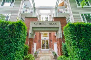 """Photo 3: 205 1675 W 10TH Avenue in Vancouver: Fairview VW Condo for sale in """"Norfolk Place"""" (Vancouver West)  : MLS®# R2470451"""