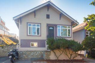 Photo 2: 483 Constance Ave in : Es Saxe Point House for sale (Esquimalt)  : MLS®# 854957