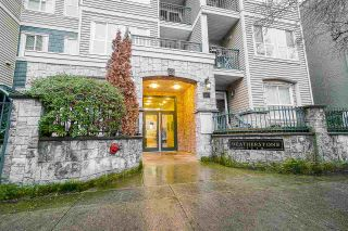 "Photo 1: 208 3278 HEATHER Street in Vancouver: Cambie Condo for sale in ""HEATHERSTONE"" (Vancouver West)  : MLS®# R2327887"