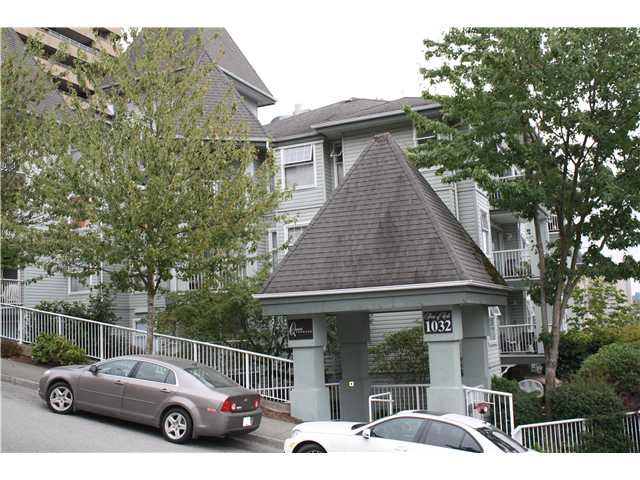 """Main Photo: 705 1032 QUEENS Avenue in New Westminster: Uptown NW Condo for sale in """"QUEENS TERRACE"""" : MLS®# V910736"""