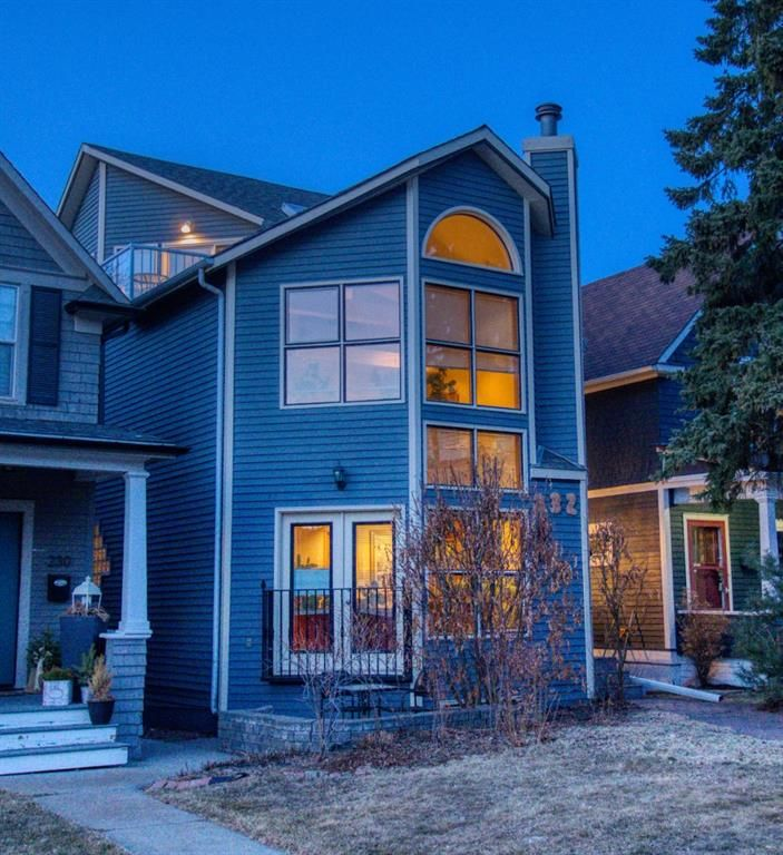 Main Photo: 232 2 Avenue NE in Calgary: Crescent Heights Detached for sale : MLS®# A1066844