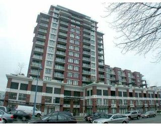 """Photo 1: 802 5933 COONEY Road in Richmond: Brighouse Condo for sale in """"JADE"""" : MLS®# V795964"""