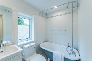 "Photo 31: 1721 COTTON Drive in Vancouver: Grandview Woodland 1/2 Duplex for sale in ""Commercial Drive"" (Vancouver East)  : MLS®# R2496198"