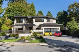Photo 1: 8282 BURNLAKE Drive in Burnaby: Government Road House for sale (Burnaby North)  : MLS®# R2622747