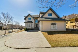 Photo 1: 1197 HOLLANDS Way in Edmonton: Zone 14 House for sale : MLS®# E4242698