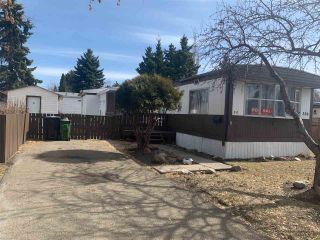 Main Photo: 306 Evergreen Park NW in Edmonton: Zone 51 Mobile for sale : MLS®# E4225461