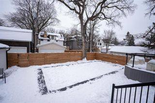 Photo 43: 178 Yale Avenue in Winnipeg: Crescentwood Residential for sale (1C)  : MLS®# 202100709