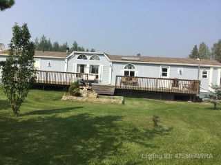 Main Photo: 44050 OLD SMITH HWY in Rural Lesser Slave River No. 124, M.D. of: Residential for sale : MLS®# AW47580