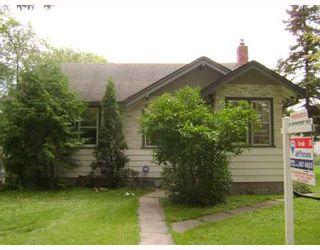 Photo 1:  in WINNIPEG: St Vital Residential for sale (South East Winnipeg)  : MLS®# 2915903