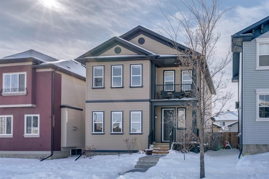 Main Photo: 119 ELGIN MEADOWS Way SE in Calgary: McKenzie Towne Detached for sale : MLS®# A1067731