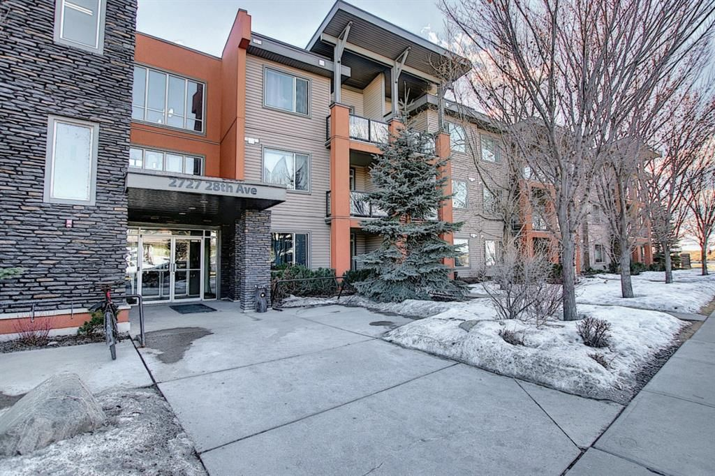 Main Photo: 119 2727 28 Avenue SE in Calgary: Dover Apartment for sale : MLS®# A1077846