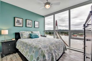 """Photo 24: 1204 125 COLUMBIA Street in New Westminster: Downtown NW Condo for sale in """"NORTHBANK"""" : MLS®# R2584652"""