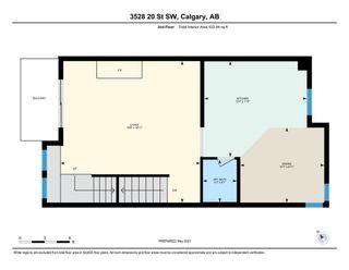 Photo 23: 3528 20 Street SW in Calgary: Altadore Row/Townhouse for sale : MLS®# A1115941