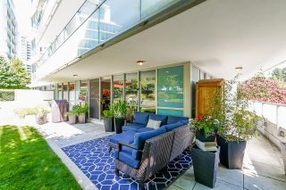 """Photo 30: 201 4400 BUCHANAN Street in Burnaby: Brentwood Park Condo for sale in """"MOTIF & CITI"""" (Burnaby North)  : MLS®# R2596915"""