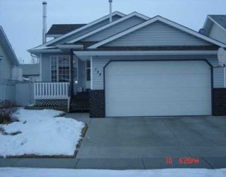 Photo 1: : Airdrie Residential Detached Single Family for sale : MLS®# C3210033