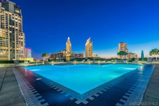 Photo 21: DOWNTOWN Condo for sale : 1 bedrooms : 700 Front Street #2107 in San Diego