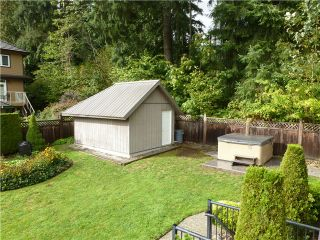 Photo 20: 1226 LIVERPOOL Street in Coquitlam: Burke Mountain House for sale : MLS®# V1029165