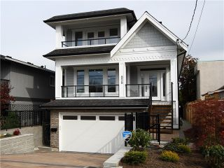 Photo 1: 858 LEE Street: White Rock House for sale (South Surrey White Rock)  : MLS®# F1427891