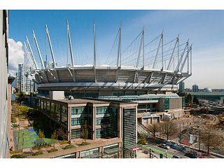 "Photo 6: 1103 928 BEATTY Street in Vancouver: Yaletown Condo for sale in ""The Max 1"" (Vancouver West)  : MLS®# V1115443"