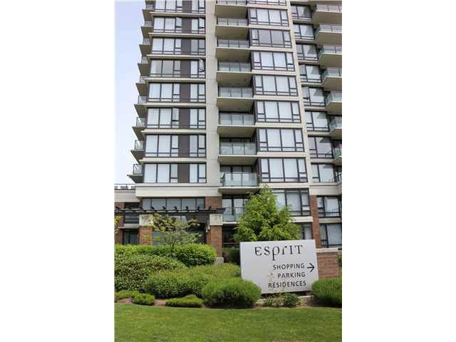 Main Photo: 908 7325 ARCOLA STREET in Burnaby: Highgate Condo for sale ()  : MLS®# V1067185