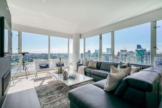 """Photo 28: 3807 1033 MARINASIDE Crescent in Vancouver: Yaletown Condo for sale in """"Quaywest"""" (Vancouver West)  : MLS®# R2585346"""