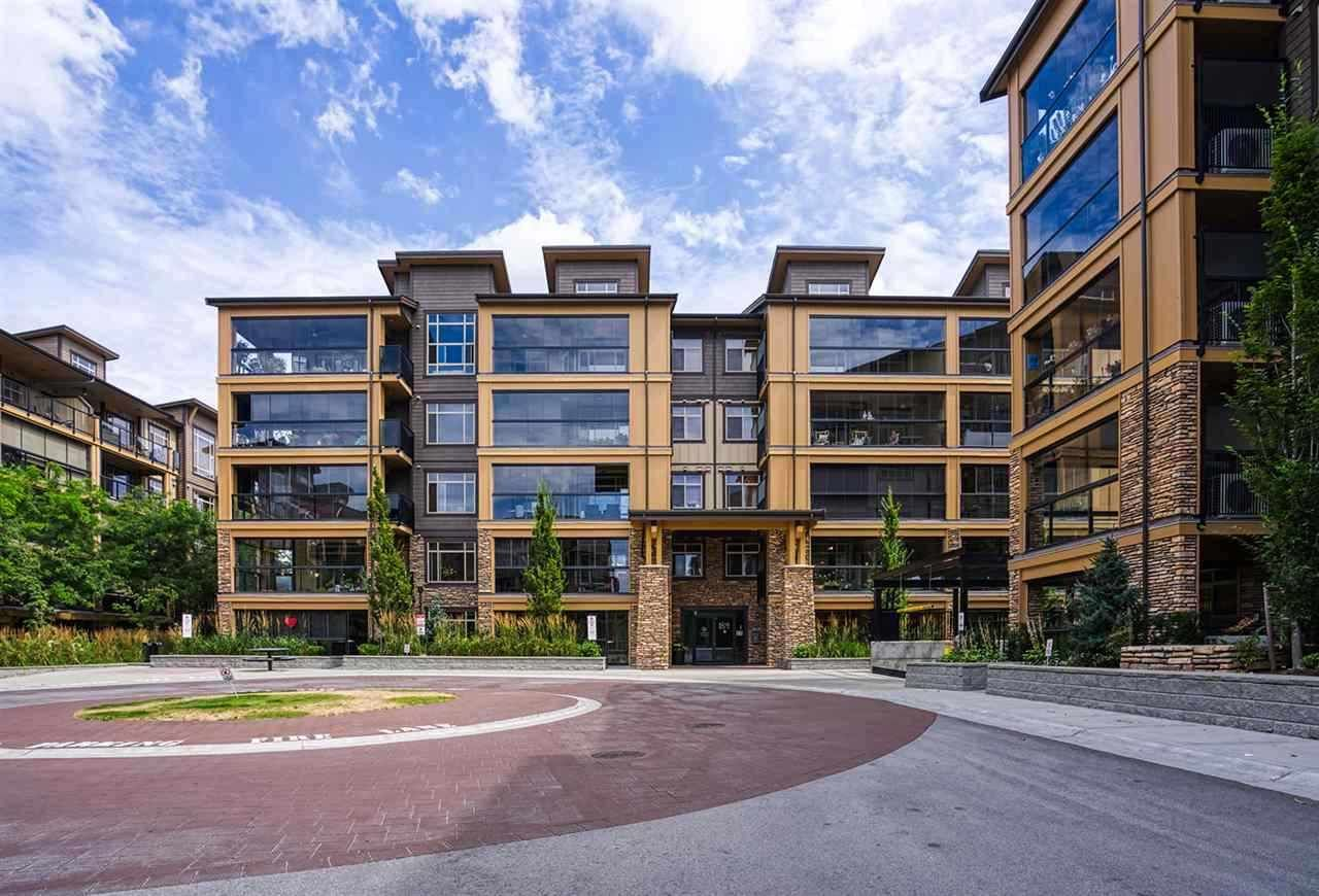 """Main Photo: B317 8218 207A Street in Langley: Willoughby Heights Condo for sale in """"YORKSON WALNUT RIDGE 4"""" : MLS®# R2541641"""