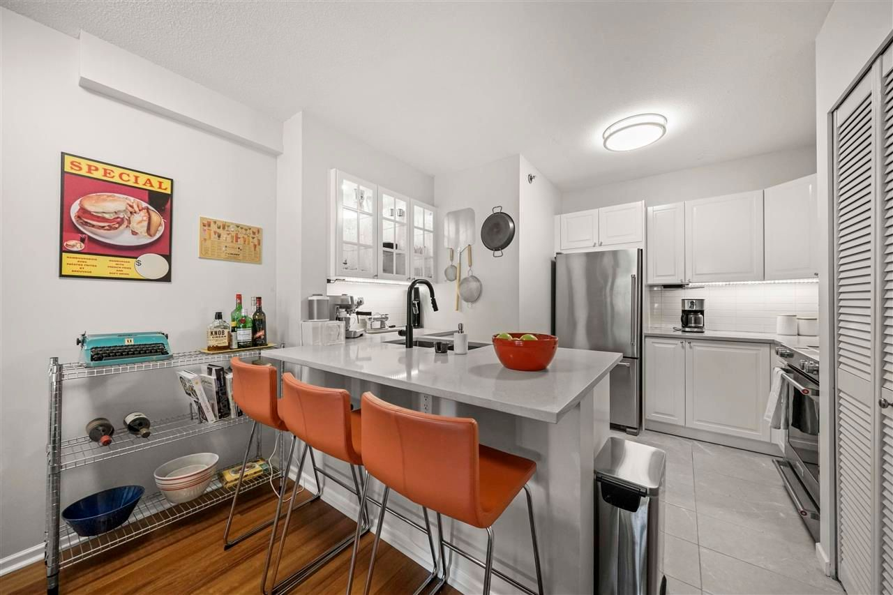"""Main Photo: 106 503 W 16TH Avenue in Vancouver: Fairview VW Condo for sale in """"Pacifica"""" (Vancouver West)  : MLS®# R2580721"""