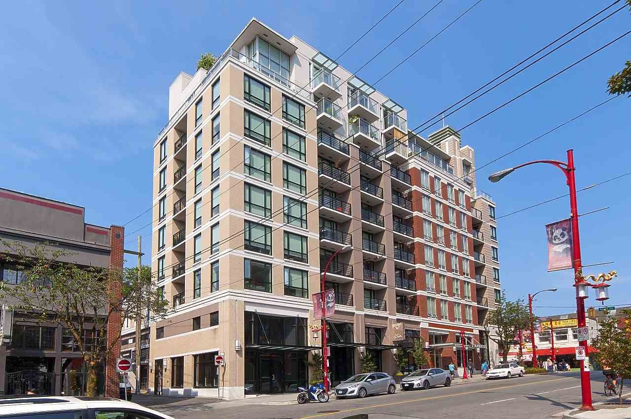 """Main Photo: 210 189 KEEFER Street in Vancouver: Downtown VE Condo for sale in """"KEEFER BLOCK"""" (Vancouver East)  : MLS®# R2209553"""