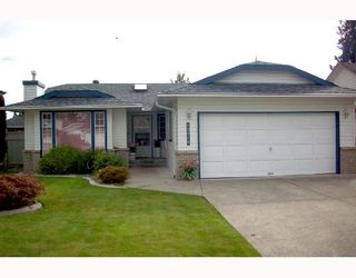 "Photo 1: 12316 193RD Street in Pitt_Meadows: Mid Meadows House for sale in ""SOMERSET"" (Pitt Meadows)  : MLS®# V736702"