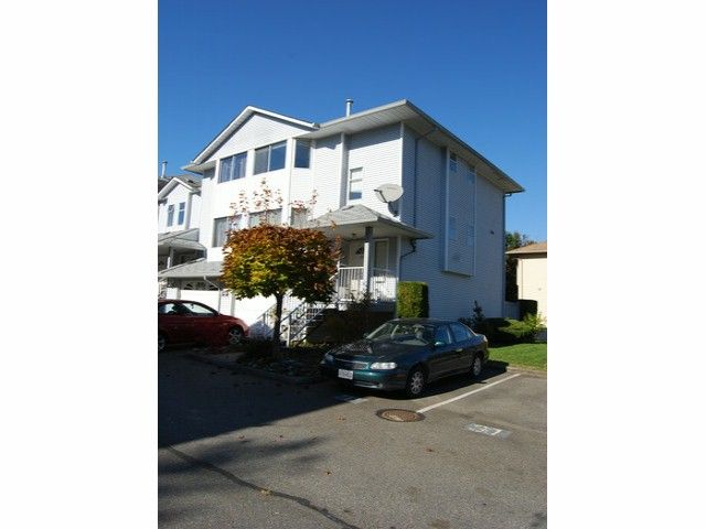 Main Photo: # 30 3087 IMMEL ST in Abbotsford: Central Abbotsford Condo for sale : MLS®# F1323341