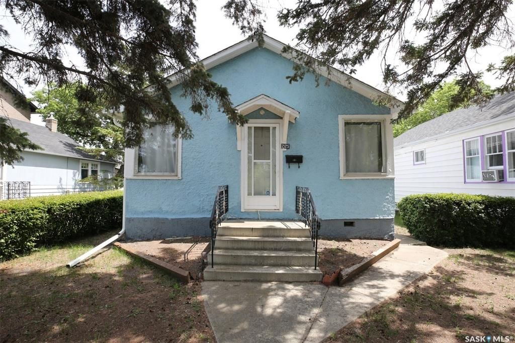 Main Photo: 2125 Edward Street in Regina: Cathedral RG Residential for sale : MLS®# SK860979