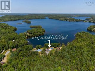 Photo 1: 27 CROOKED LAKE Road in Camperdown: House for sale : MLS®# 202124053