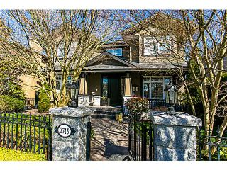 """Photo 20: 3745 OXFORD Street in Burnaby: Vancouver Heights House for sale in """"THE HEIGHTS"""" (Burnaby North)  : MLS®# V1016076"""