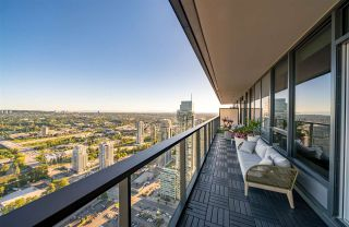 """Photo 6: 5303 1955 ALPHA Way in Burnaby: Brentwood Park Condo for sale in """"Amazing Brentwood Tower 2"""" (Burnaby North)  : MLS®# R2590285"""
